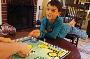 playing sorry