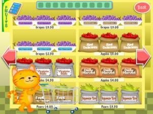 lil kitten shopping