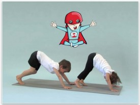 SuperStretch yoga