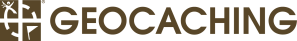 Logo_Geocaching_Horiz_MuddyBootBrown